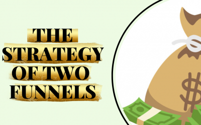 The Strategy of Two Funnels